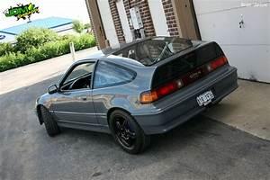 Feature  1988 Honda Crx