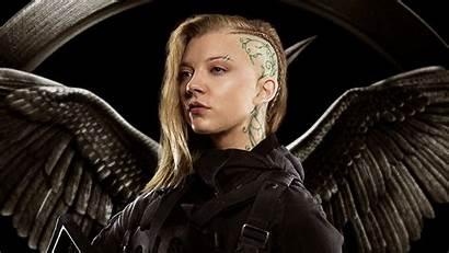 Hunger Games Natalie Dormer Beard Suzanne Guy