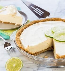Easy Key Lime Pie   Recipe   Lime pie recipe, Easy keys ...