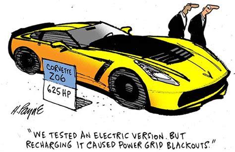Chevrolet Corvette By Henry Payne