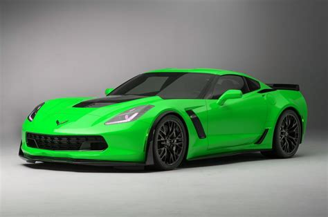 The Gallery For --> Lime Green Camaro 2015
