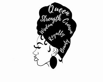 The best selection of royalty free afro woman vector art, graphics and stock illustrations. This item is unavailable | Etsy