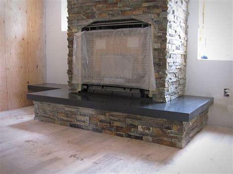 fireplace idea small cabin forum
