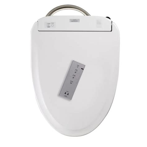 toto sw574 washlet s300e elongated toilet seat with ewater