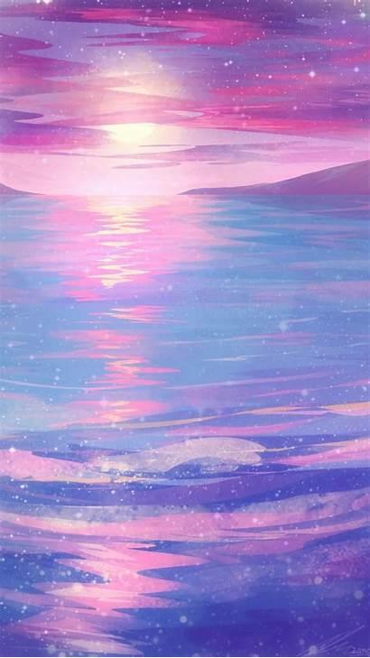 Pastel Wallpapers Background Backgrounds Zandraart Aesthetic Sky