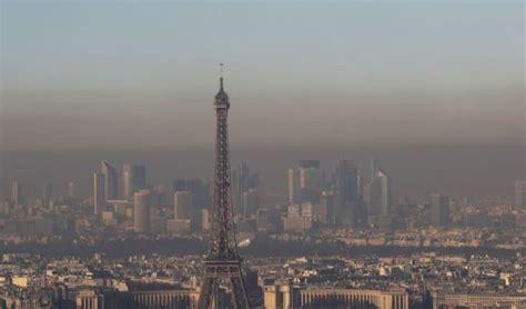 paris circulation differenciee   de la pollution