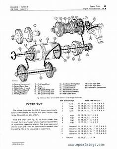 John Deere Jd450b Crawler Tractor Tm1033 Pdf Manual