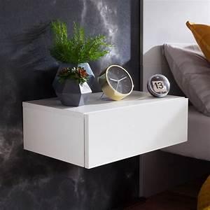 Nachtkästchen Für Boxspringbett : nachtkonsole dream f r wandmontage online kaufen ~ Watch28wear.com Haus und Dekorationen