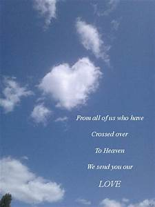 Heaven Quotes And Inspiration. QuotesGram