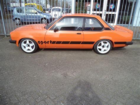 Opel Nl by Ascona B Te Koop