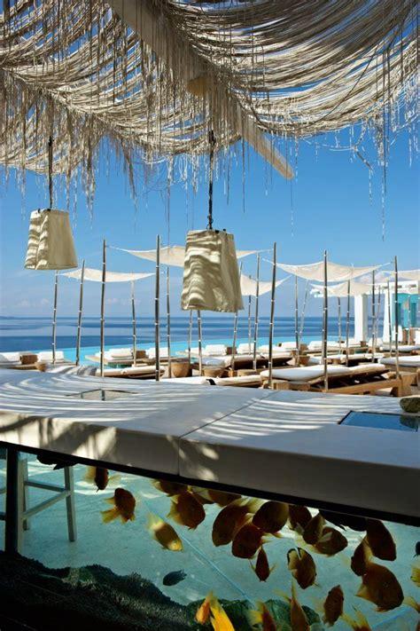 beach bar  irresistible summer treat inspiration