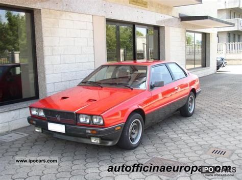 1985 maserati biturbo specs 1985 maserati s biturbo car photo and specs