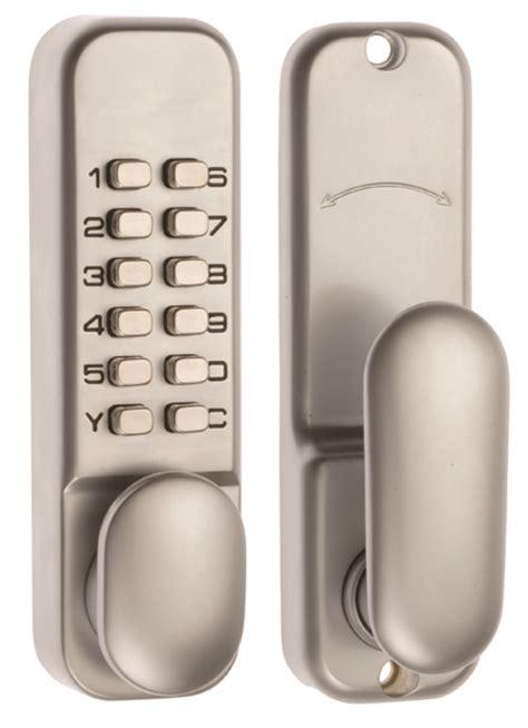 ERA Push Button Door Lock   Door Handles   External Door