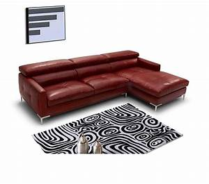 dreamfurniturecom 940 modern italian leather With italian leather sofa
