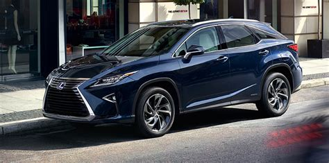 lexus rx  luxury colors release date redesign