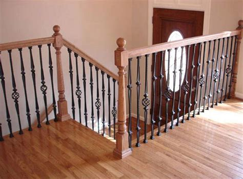 16.1.8 Double Knuckle Iron Baluster