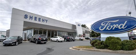 Sheehy Ford Gaithersburg by Sheehy Ford Gaithersburg Md Seven Modified 2019 Ford