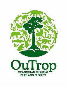 OuTrop has a new logo! Why? See our film! | The Orangutan ...
