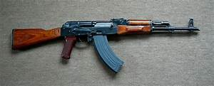 Russian 7.62 AKM / AK-47 | Assault Rifles | Pinterest