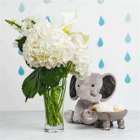 elephant centerpieces for baby shower adorable elephant baby shower ideas i shutterfly