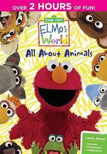 Elmo, U0026, 39, S, World, All, About, Animals
