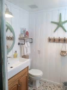 beachy bathrooms ideas cottage decor ideas for your mobile home you 39 re going to this home