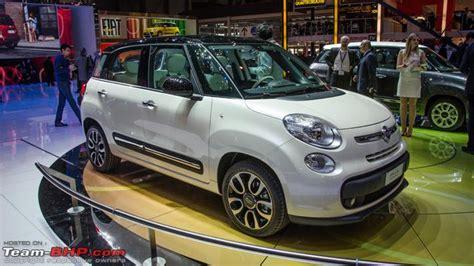 Fiat 500l Five Door by Fiat Plans To Launch 500x Suv 500l 5 Door Page 2