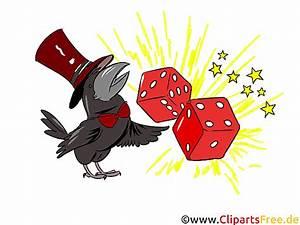 Nutzungsrechte Illustration Berechnen : w rfel rabe clipart illustration bild ~ Themetempest.com Abrechnung