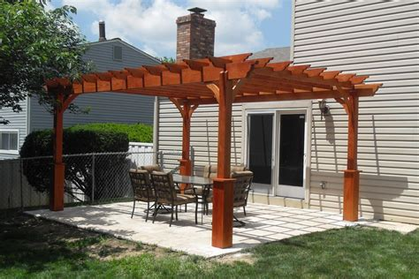 Pergola Backyard Idea