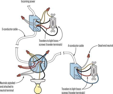 Wiring Three Way Switch Jlc Online