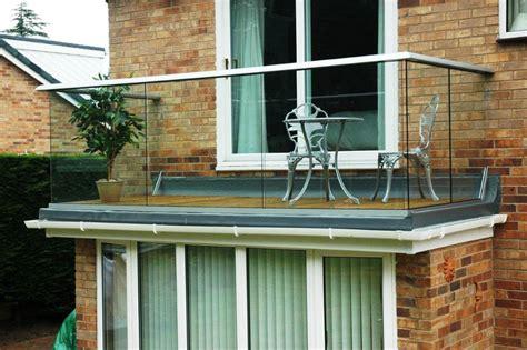 verande design glass balcony