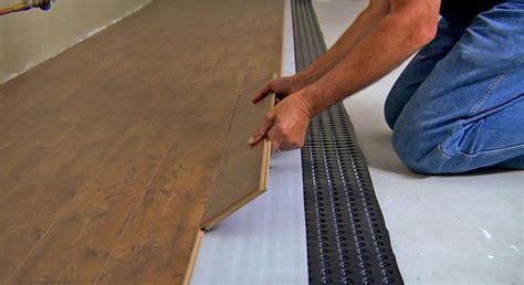 Subflooring Materials For Basements Basement