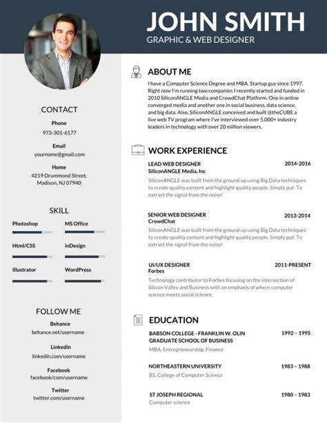 best resume format resume sle resume exles top