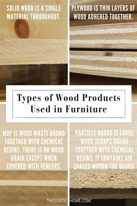 furniture mdf vs plywood the best wood for furniture the stated home
