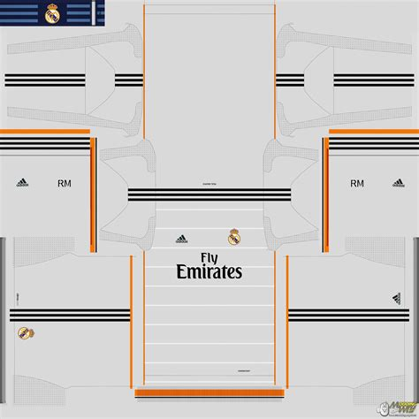Pes 2017 real madrid ea sports special 4th kit 2018 2019. Real Madrid UCL Kits Pack - Pro Evolution Soccer 2014