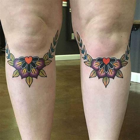 knee tattoos  girls  tattoo ideas gallery
