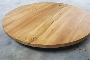 Tischplatte Rund 90 Cm : tischplatte rund ~ Bigdaddyawards.com Haus und Dekorationen