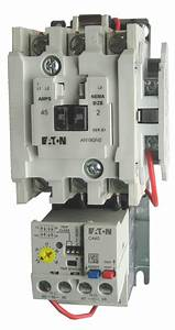 Eaton An19gn0 45 Amp Nema Size 2 Starter With Electronic