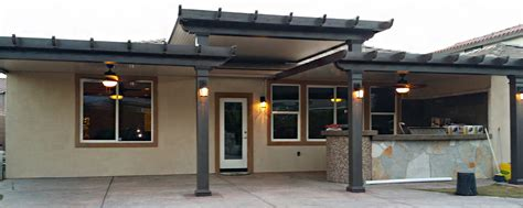 alumawood patio covers san diego aluminum patio covers