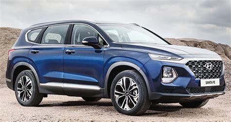2019 Hyundai Santa Fe Gets A Major Makeover