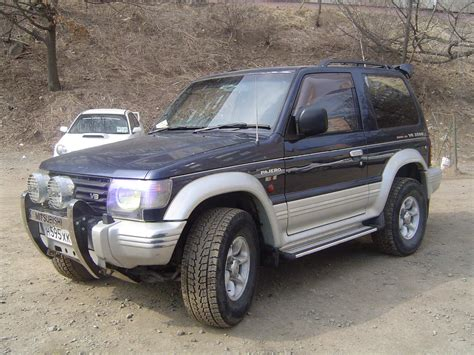 used 1994 mitsubishi pajero 3500cc gasoline automatic for sale