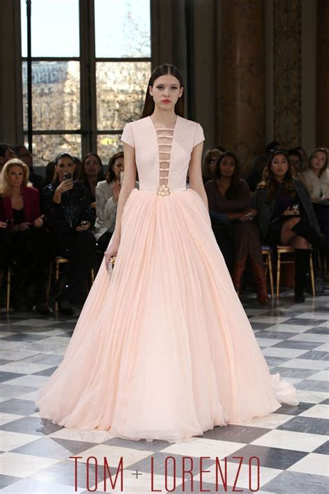 georges hobeika spring  couture collection tom lorenzo