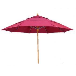 commercial patio umbrellas athena 7 5 foot octagon