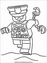 Coloring Police Lego Pages Print Station Hat Dog Officer Printable Uniform Policeman Colouring Enforcement Law Space Activities Ninjago Para Cop sketch template