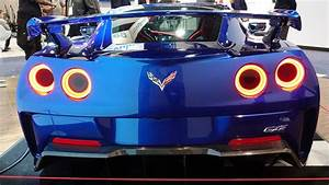 The 800hp Electric Corvette From Genovation Has A Manual