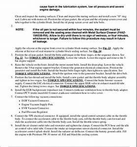 2001 Ford F250 F350 Super Duty Service Repair Manual