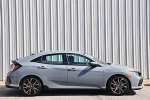 2019 Used Honda Civic Hatchback Sport Manual At Atlanta