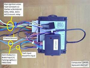 Avital 5303 Remote Starter Wiring Diagram
