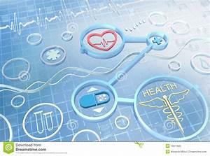 Medicina Fondo Abstracto Foto De Archivo Imagen 16617600