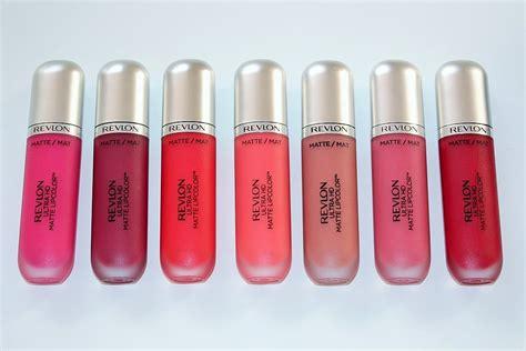 Harga Lipstik Matte Merk Revlon revlon ultra hd matte lip color review swatches really ree